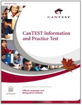 can test info cover